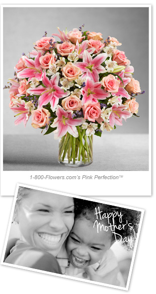 Give Your Mom Flowers - For FREE!