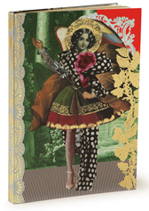 Christain LaCroix Baroque Angels Notebook