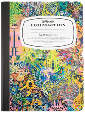Ryan McGinness Notebook