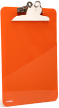 Orange Clipboard