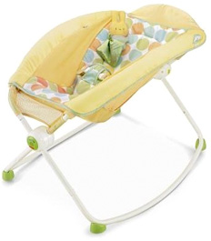 Fisher Price Newborn Rock 'n Play