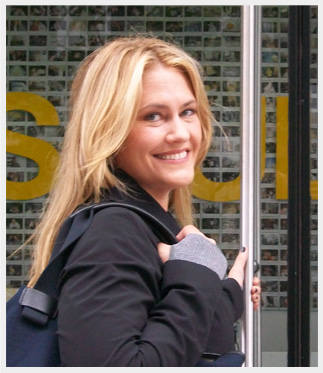 Janet Fitzgerald, Master Instructor at SoulCycle, NYC