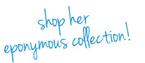 Shop her eponymous collection!